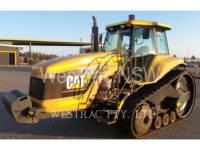 Equipment photo CATERPILLAR 55B TRACTEURS AGRICOLES 1