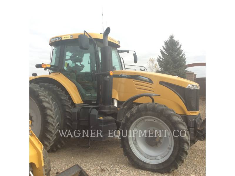 AGCO AG TRACTORS MT575D-4C equipment  photo 1