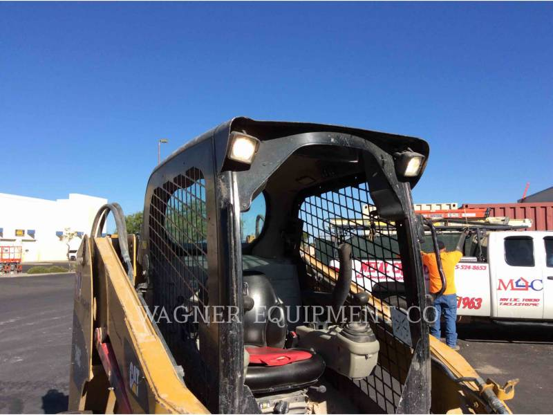 CATERPILLAR CHARGEURS COMPACTS RIGIDES 246C equipment  photo 18