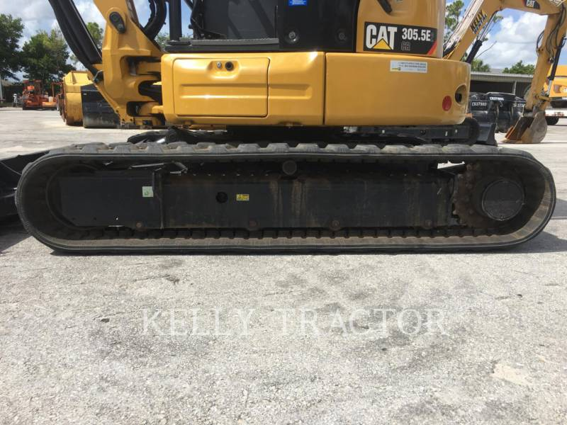 CATERPILLAR TRACK EXCAVATORS 305.5E2CR equipment  photo 12