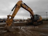 Equipment photo CATERPILLAR 349E TRACK EXCAVATORS 1