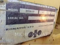 KOMATSU TRACTORES DE CADENAS D65E equipment  photo 9