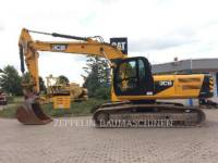 JCB TRACK EXCAVATORS JS240NL equipment  photo 2