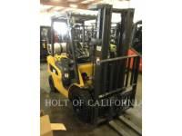 Equipment photo CATERPILLAR MITSUBISHI P5000-LE FORKLIFTS 1