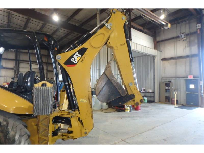 CATERPILLAR CHARGEUSES-PELLETEUSES 416FST equipment  photo 6