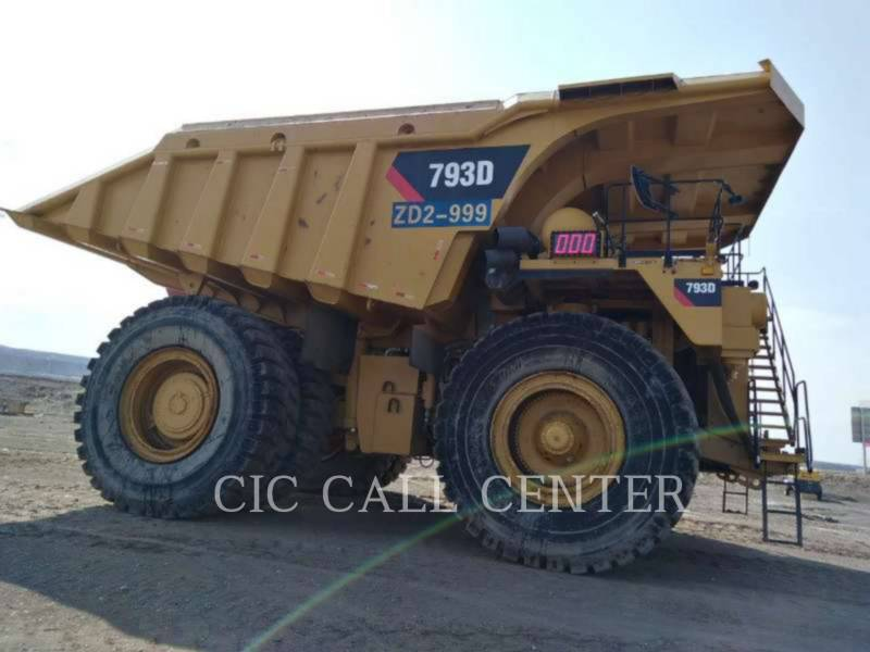 Caterpillar CAMIOANE PENTRU TEREN DIFICIL 793D equipment  photo 8