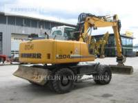 LIEBHERR WHEEL EXCAVATORS A904CLIT equipment  photo 7