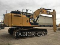 CATERPILLAR KETTEN-HYDRAULIKBAGGER 336EL equipment  photo 3