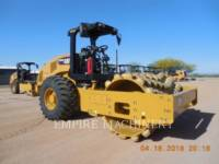 Equipment photo CATERPILLAR CP54B COMPACTEUR VIBRANT, MONOCYLINDRE À PIEDS DAMEURS 1