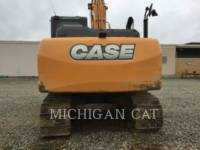 CASE TRACK EXCAVATORS CX160 equipment  photo 13