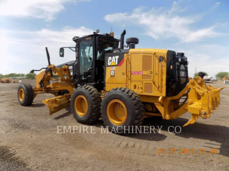 CATERPILLAR MOTORGRADER 12M3 AWD equipment  photo 3