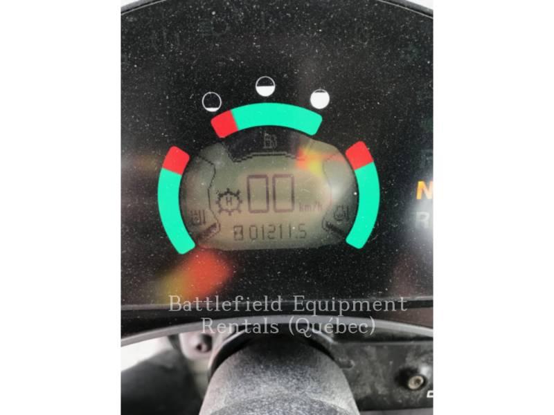 CATERPILLAR RADLADER/INDUSTRIE-RADLADER 910K equipment  photo 21