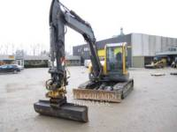 Equipment photo VOLVO CONSTRUCTION EQUIPMENT ECR88 TRACK EXCAVATORS 1