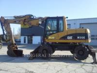 CATERPILLAR KOPARKI KOŁOWE M313C equipment  photo 1