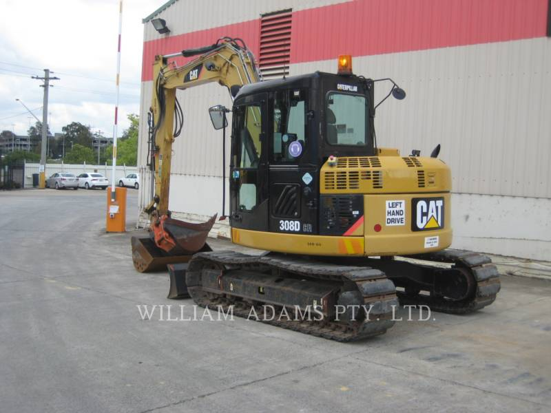 CATERPILLAR EXCAVADORAS DE CADENAS 308DCRSB equipment  photo 5