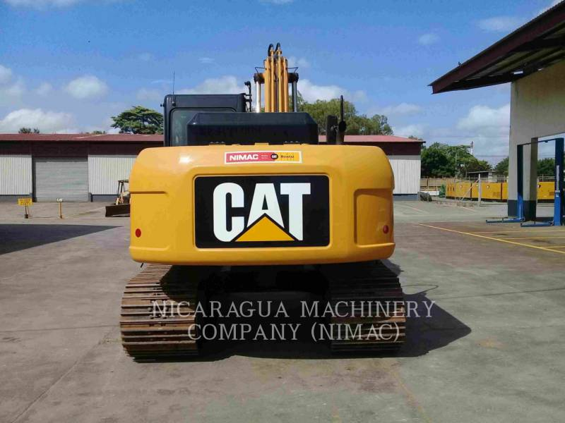 CATERPILLAR TRACK EXCAVATORS 318D2L equipment  photo 3
