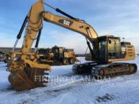 Equipment photo CATERPILLAR 329FL KOPARKI GĄSIENICOWE 1