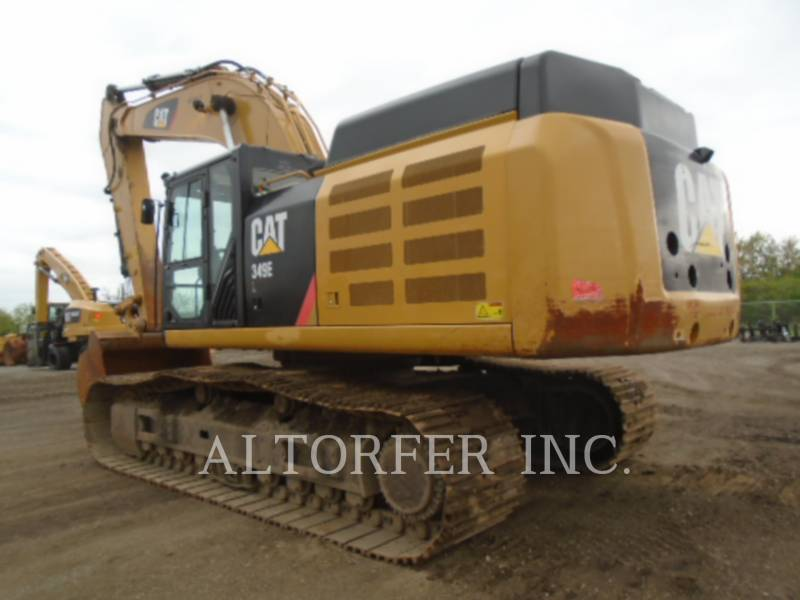 CATERPILLAR ESCAVADEIRAS 349EL equipment  photo 4