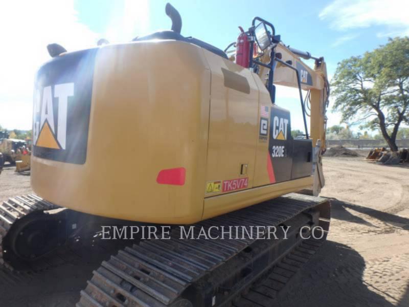 CATERPILLAR EXCAVADORAS DE CADENAS 320E LRR P equipment  photo 2
