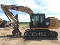 CATERPILLAR TRACK EXCAVATORS 316FL TH equipment  photo 6