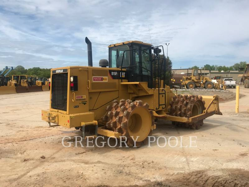 CATERPILLAR TRACTORES TOPADORES DE RUEDAS 815F II equipment  photo 3