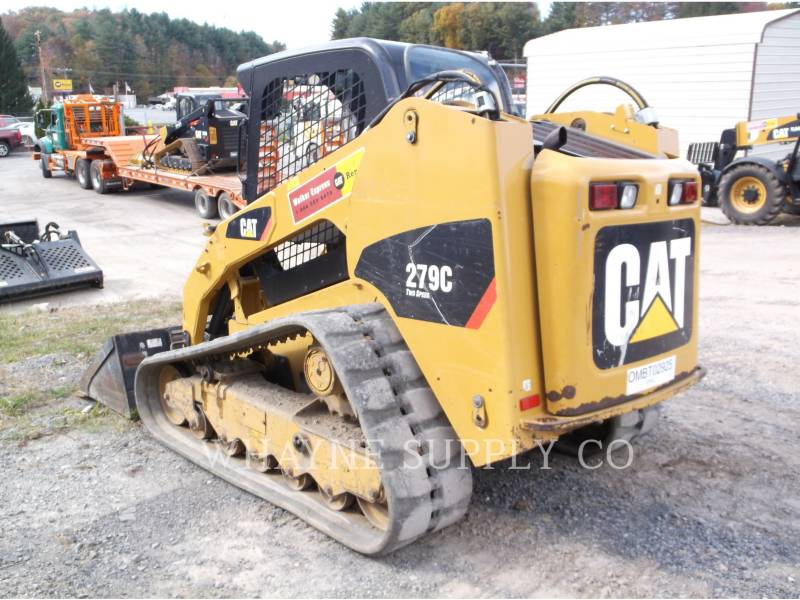 CATERPILLAR CARGADORES MULTITERRENO 279C equipment  photo 4