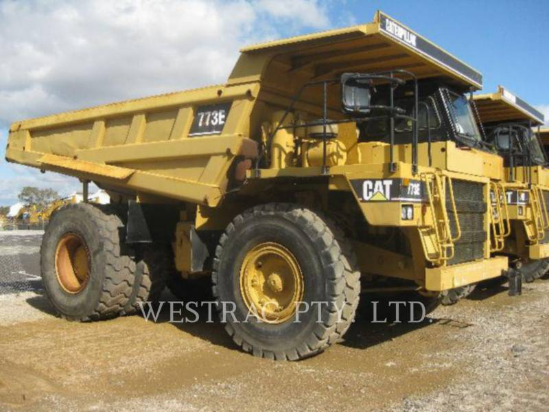 CATERPILLAR TOMBEREAUX RIGIDES POUR MINES 773E equipment  photo 4
