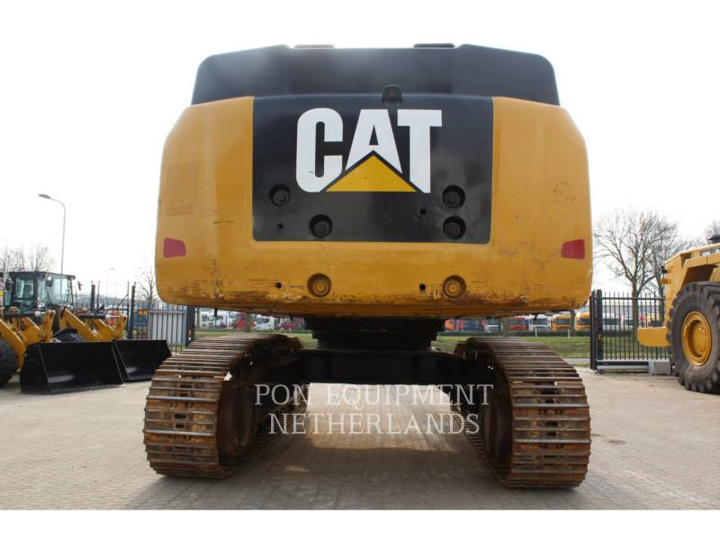 CATERPILLAR KETTEN-HYDRAULIKBAGGER 349 EL VG equipment  photo 23