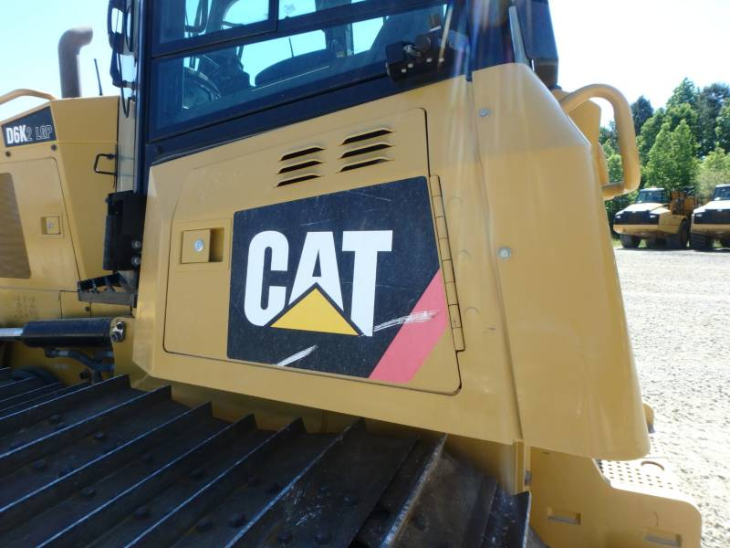 CATERPILLAR TRACTEURS SUR CHAINES D6K2LGP equipment  photo 16