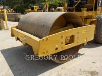 CATERPILLAR EINZELVIBRATIONSWALZE, GLATTBANDAGE CS-54 equipment  photo 3