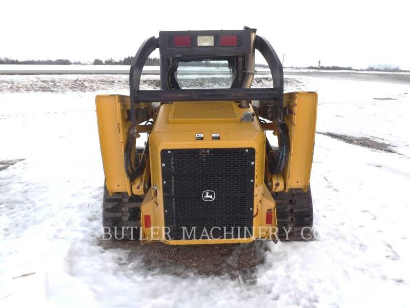 DEERE & CO. SKID STEER LOADERS CT332 equipment  photo 5