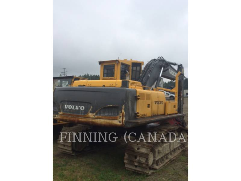 VOLVO FORESTRY - PROCESSOR 240B equipment  photo 4