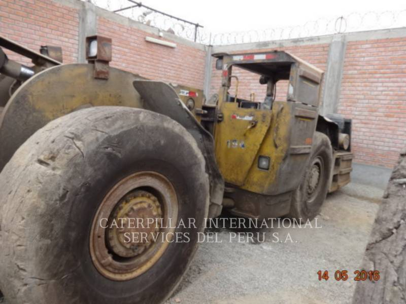 CATERPILLAR UNDERGROUND MINING LOADER R 1600 G equipment  photo 1