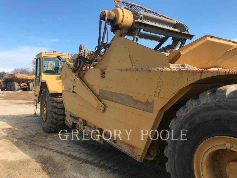 CATERPILLAR WHEEL TRACTOR SCRAPERS 615C II equipment  photo 7