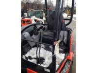 KUBOTA CORPORATION PELLES SUR CHAINES KX040-4 equipment  photo 14