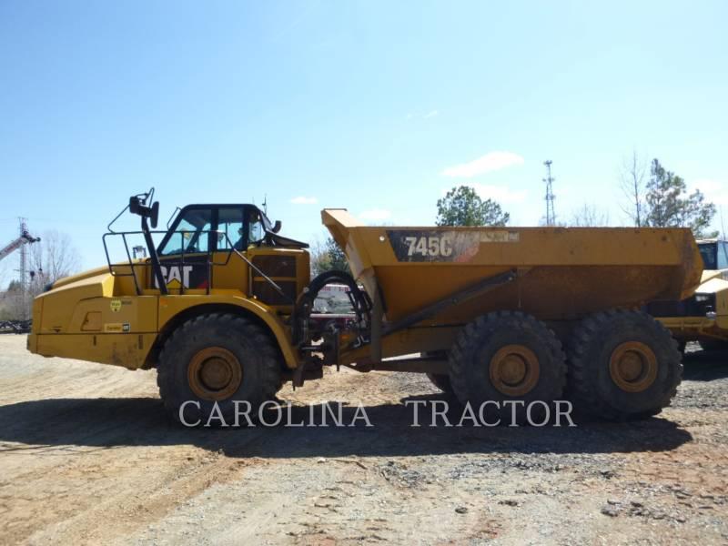 CATERPILLAR ARTICULATED TRUCKS 745C equipment  photo 1