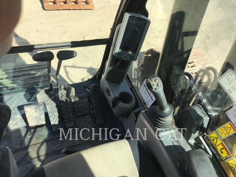 CATERPILLAR KETTEN-HYDRAULIKBAGGER 320EL PQ equipment  photo 21