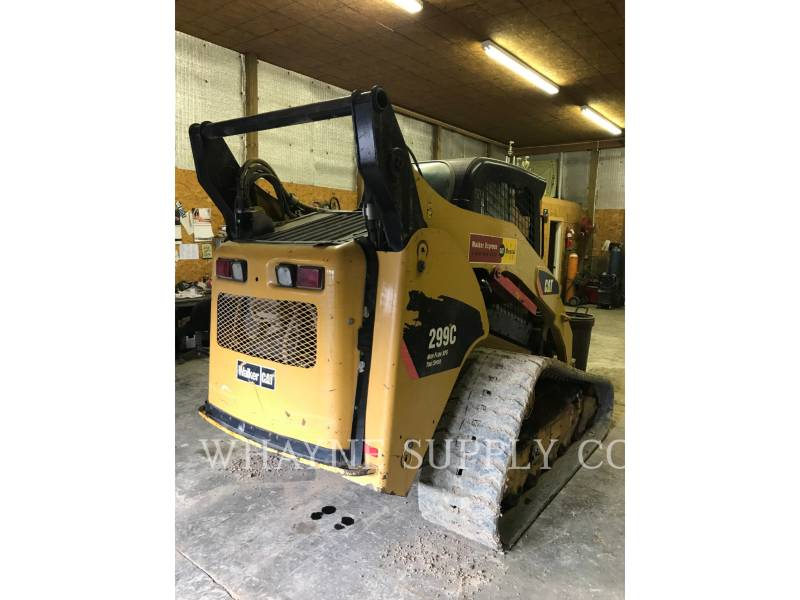 CATERPILLAR DELTALADER 289C equipment  photo 4
