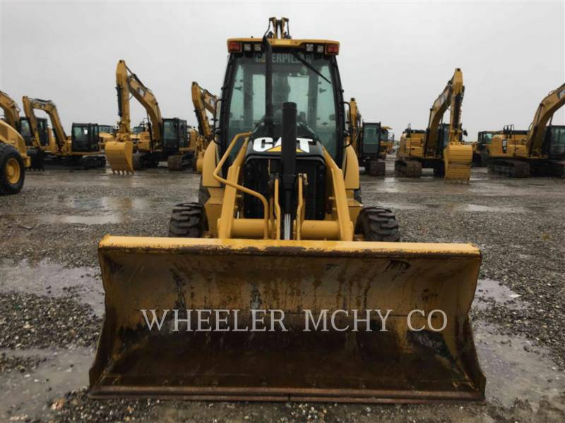 CATERPILLAR BACKHOE LOADERS 430E E equipment  photo 6