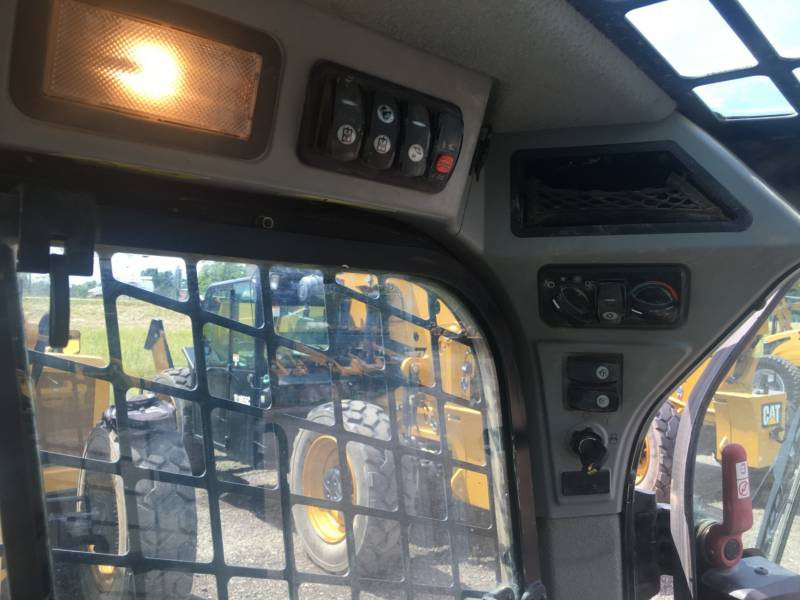 CATERPILLAR CARGADORES MULTITERRENO 289D equipment  photo 20