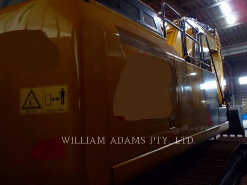 CATERPILLAR TRACK EXCAVATORS 349E equipment  photo 9