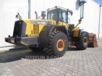 KOMATSU LTD. CARGADORES DE RUEDAS WA480LC-6 equipment  photo 4