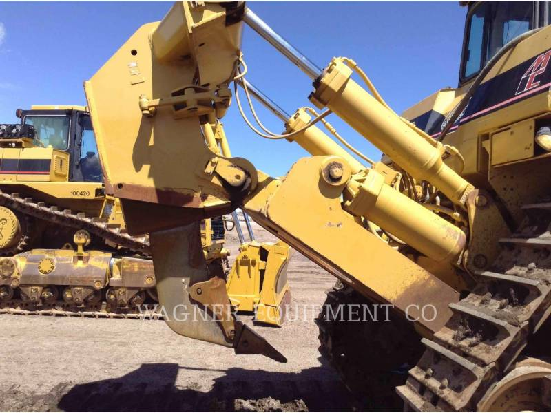 CATERPILLAR TRACK TYPE TRACTORS D10R equipment  photo 8