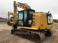 CATERPILLAR KOPARKI GĄSIENICOWE 312E L CF equipment  photo 4