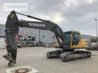 Equipment photo VOLVO CONSTRUCTION EQUIPMENT EC240B EXCAVATOARE PE ŞENILE 1