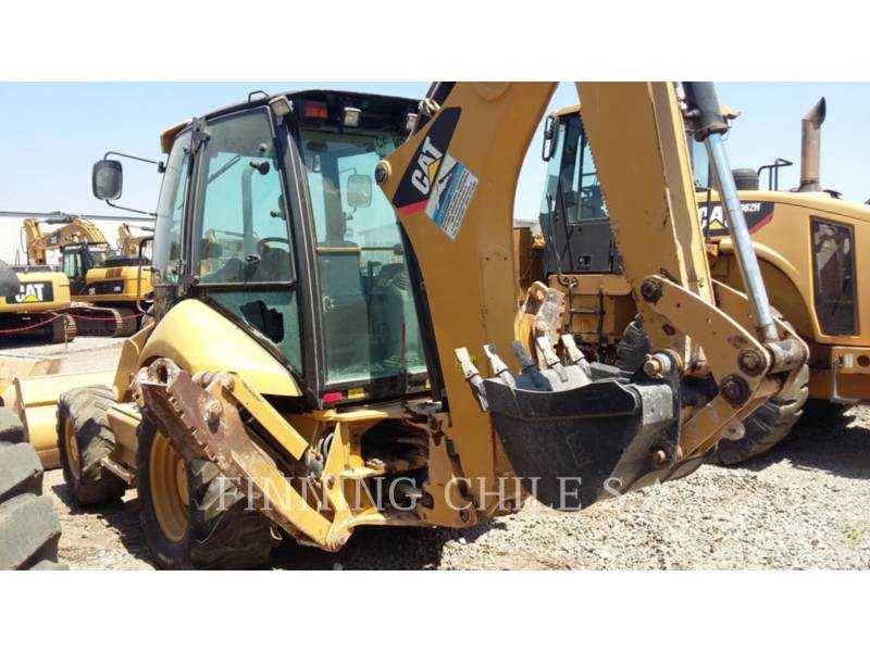 CATERPILLAR BAGGERLADER 420E equipment  photo 4