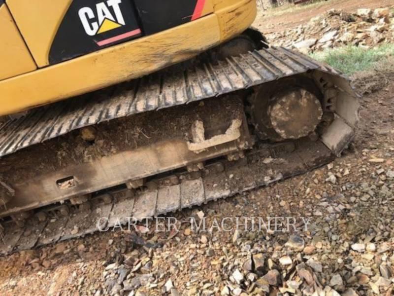 CATERPILLAR TRACK EXCAVATORS 314CR equipment  photo 10