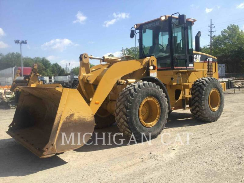 CATERPILLAR WHEEL LOADERS/INTEGRATED TOOLCARRIERS 928G equipment  photo 1