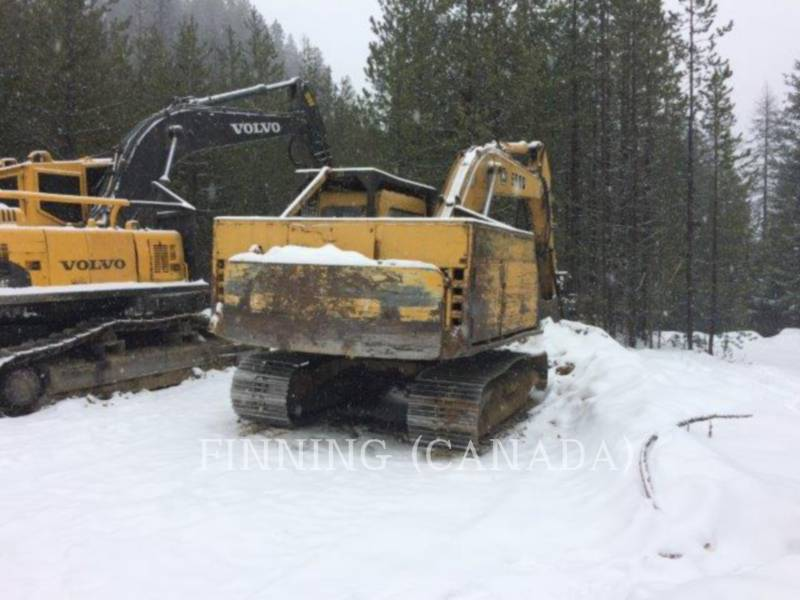 JOHN DEERE FORESTAL - EXCAVADORA 590D equipment  photo 3