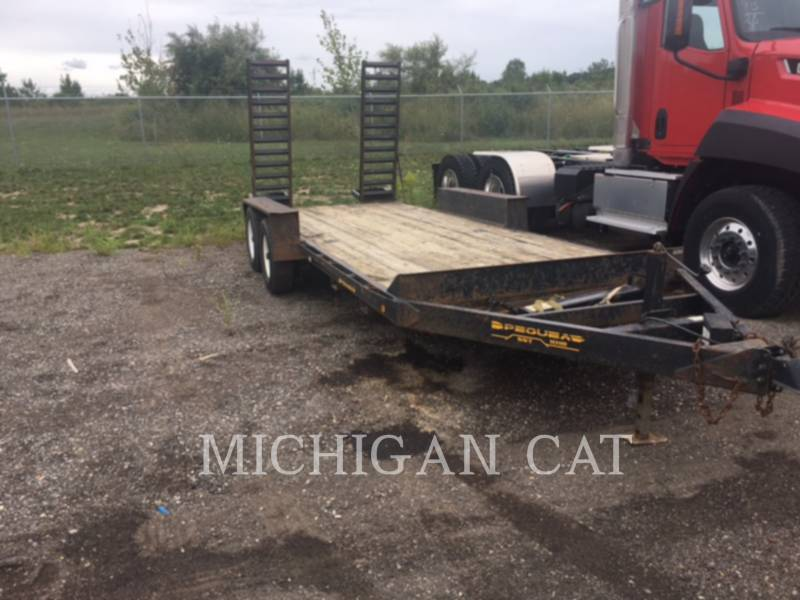 MISCELLANEOUS MFGRS TRAILERS 5TON TAG equipment  photo 1